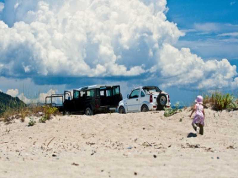 Strand bei Afytos