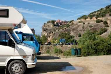 Mit dem Wohnmobil nach Griechenland