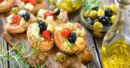 Essen und Trinken in Chalkidiki